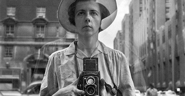 映画 Finding Vivian Maier ヴィヴィアン・マイヤーを探して