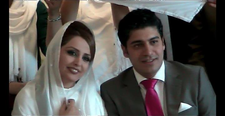 Hila sedighi wedding