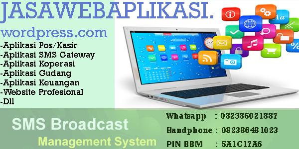 Jasa Jual & Buat Aplikasi Software Bisnis Anda