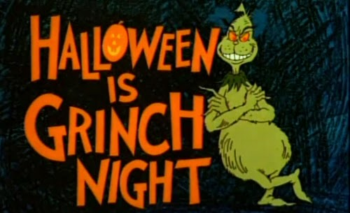 The Grinch Halloween