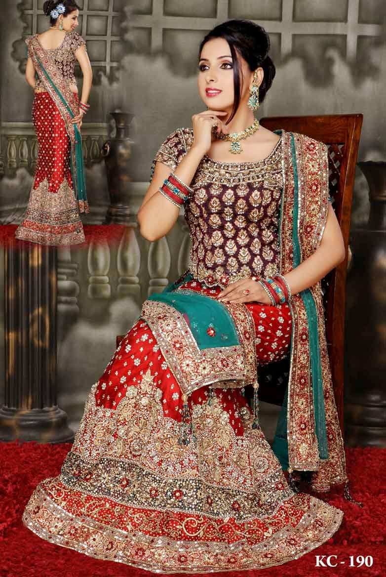 Indian Style Wedding Dresses Photos HD Concepts Ideas