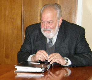 Fallecimiento colega Alejandro Koffmann O'Reilly