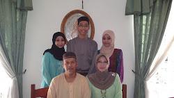 my familia..