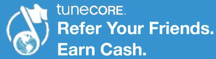 TuneCore Refer-A-Friend Program