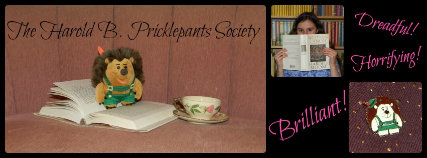 The Harold B. Pricklepants Society