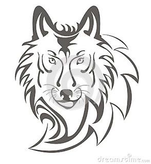 Dibujos de Lobos