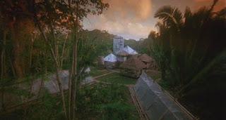 Blog Safari club, película online, la costa de los mosquitos
