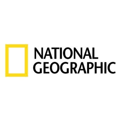 national geograhic vektor logo