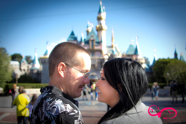 Disneyland Engagement Shoot - Natalie and Kevin