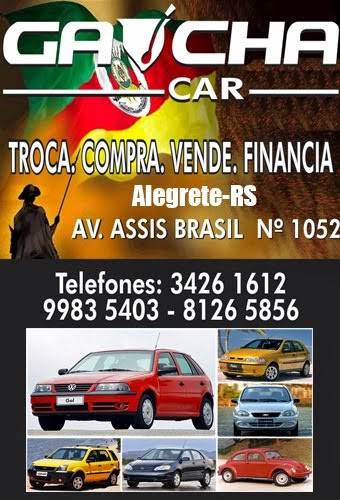 Gaúcha Car - Alegrete - RS