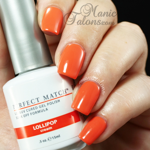 LeChat Lollipop Swatch