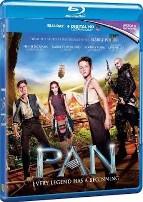 Pan (2015) English Movie 720p HDRip 999MB Free Download