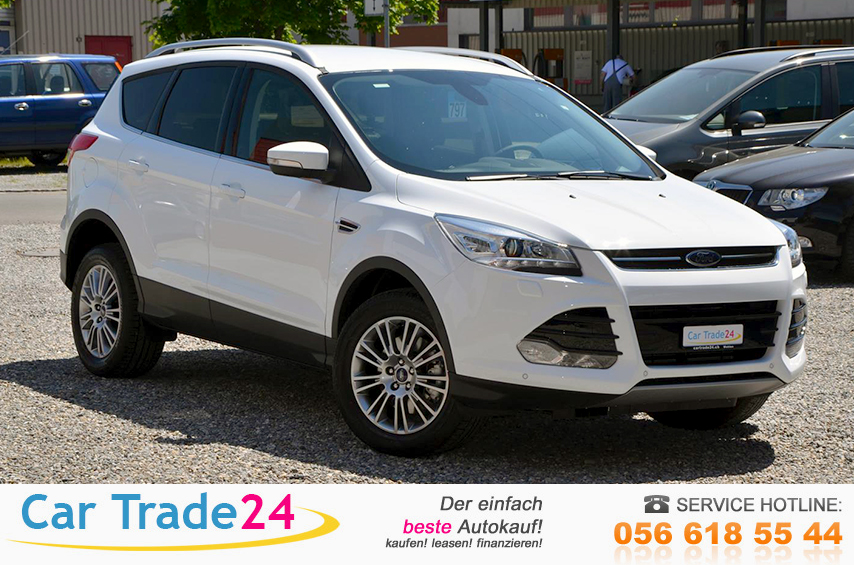 ford kuga 2013 jahreswagen autos weblog. Black Bedroom Furniture Sets. Home Design Ideas