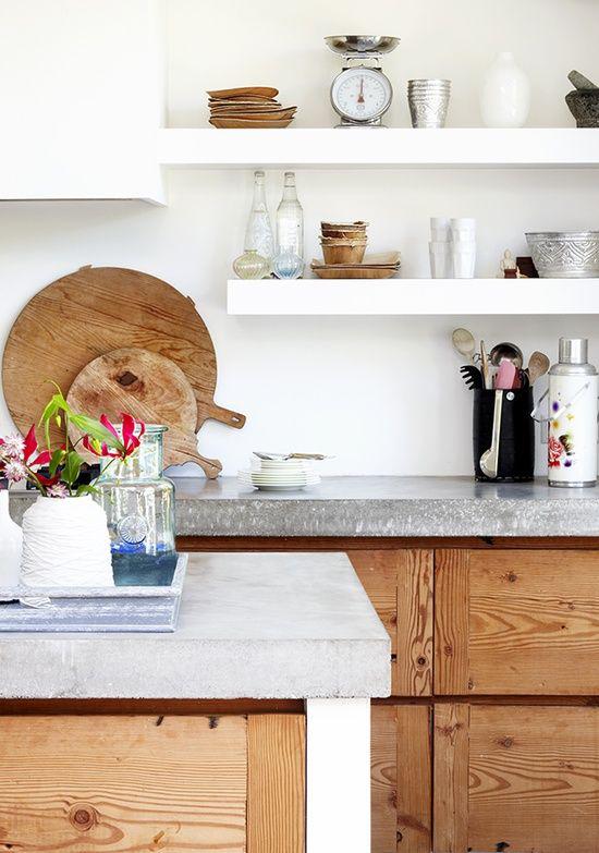 Open Kitchen Shelves My Paradissi