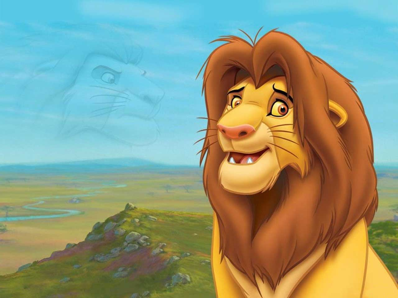 christine bailey: lion king wallpaper hd