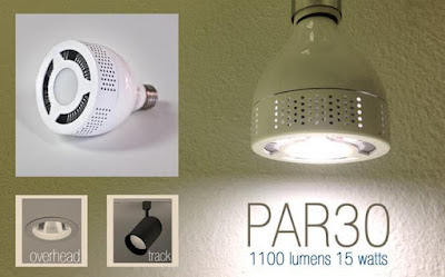 Must Have Gadgets for Bachelors - Par30 Smart Bulb