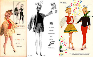 "A ""fashion Doll"" original"