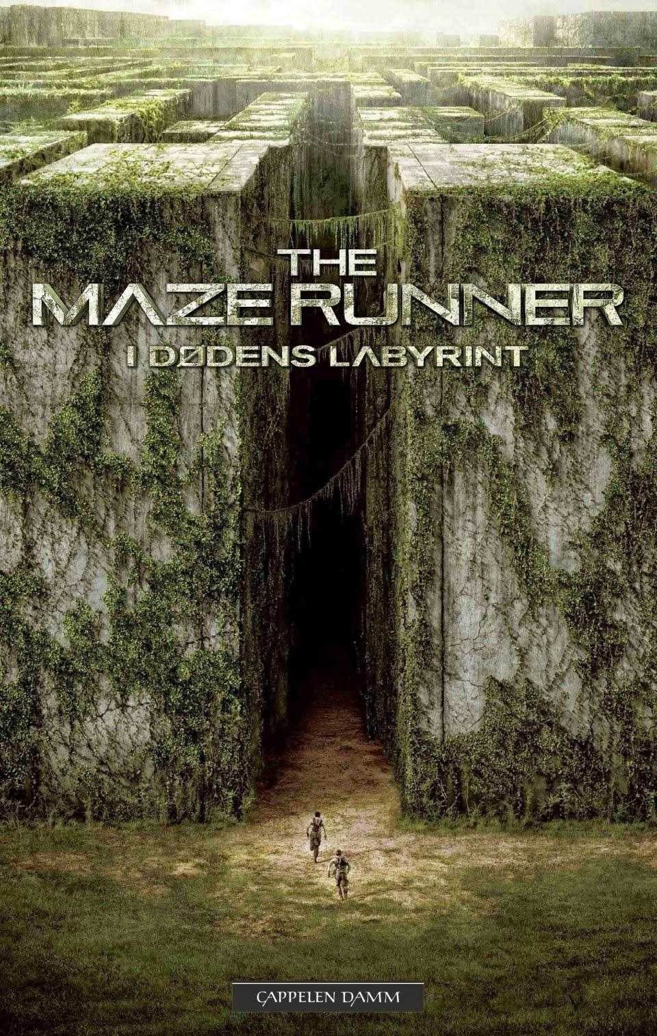 Leser nå: The Maze Runner - I dødens labyrint