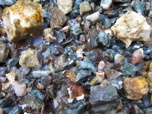 Batu Kalimaya Banten | Bongkahan Kalimaya