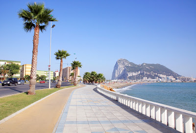 Ciudades a orillas de la playa