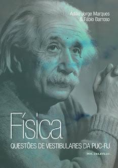"""Livro """"Física - Questões de vestibulares da PUC-RJ"""""""