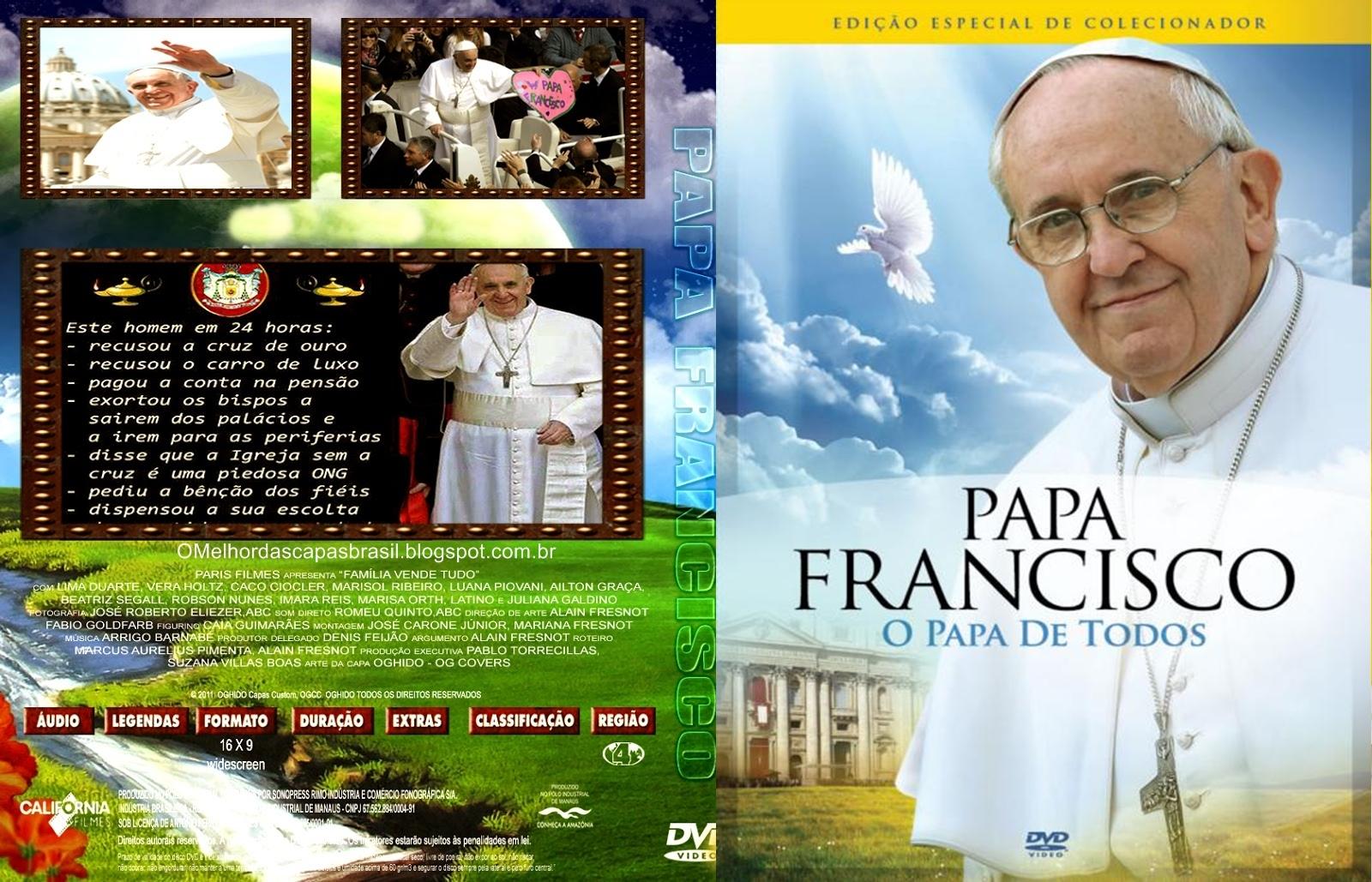 Papa Francisco O Papa de Todos DVDRip XviD Dublado Papa Francisco  E2 80 93 O Papa de Todos 2