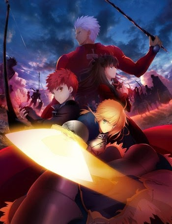 Fate/stay night: Unlimited Blade Works Capitulo 7 Sub Español