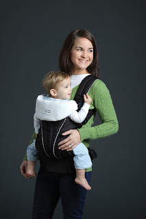 Britax Baby Carrier Review and Giveaway