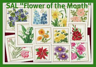 SAL Цветок месяца