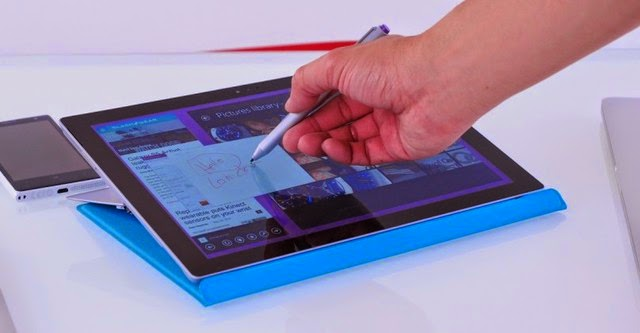Surface Pro 3 được bán thêm 25 quốc gia mới