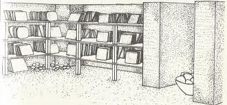 Biblioteca de Ebla