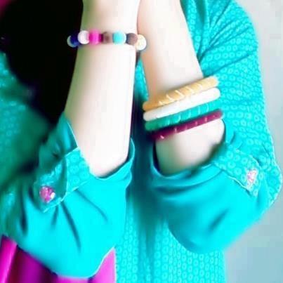 Cute Bangal Hide Face Dp 2016