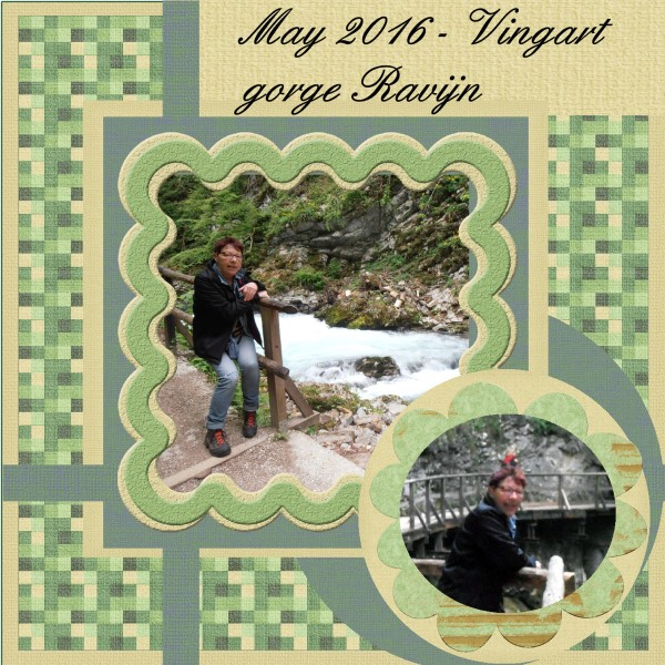 May 2016 - Vingart gorge Ravine