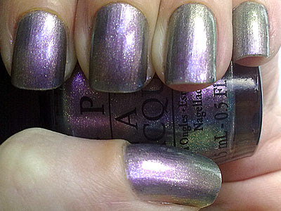 OPI Not Like The Movies Swatch