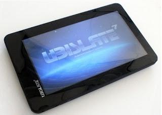 Tablet Aakash Kebanggaan India Diproduksi di China