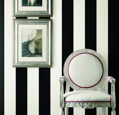 papel de parede preto e branco vertical