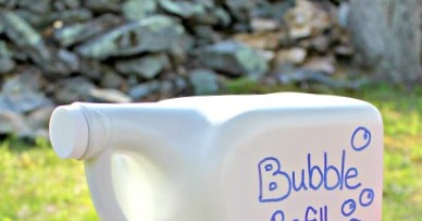 Bubble Refill Station (My Take)
