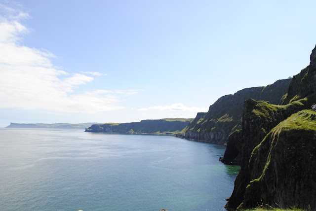 Northern Ireland Coast, Carrick-A- Rede