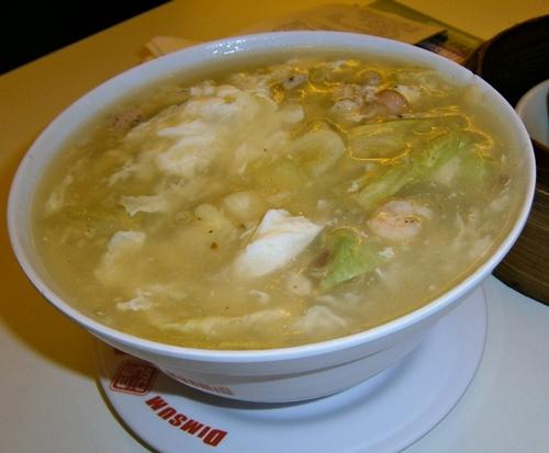 lomi soup