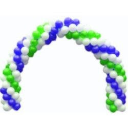 Arco de entrada 3 cores