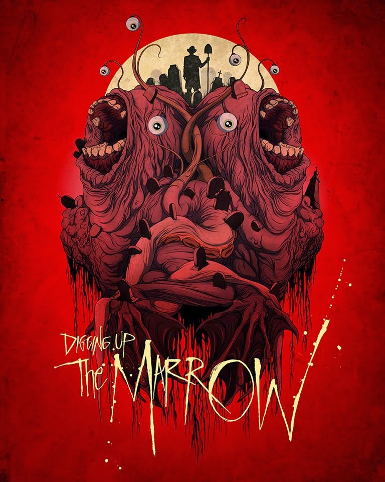 digging up the marrow movie review
