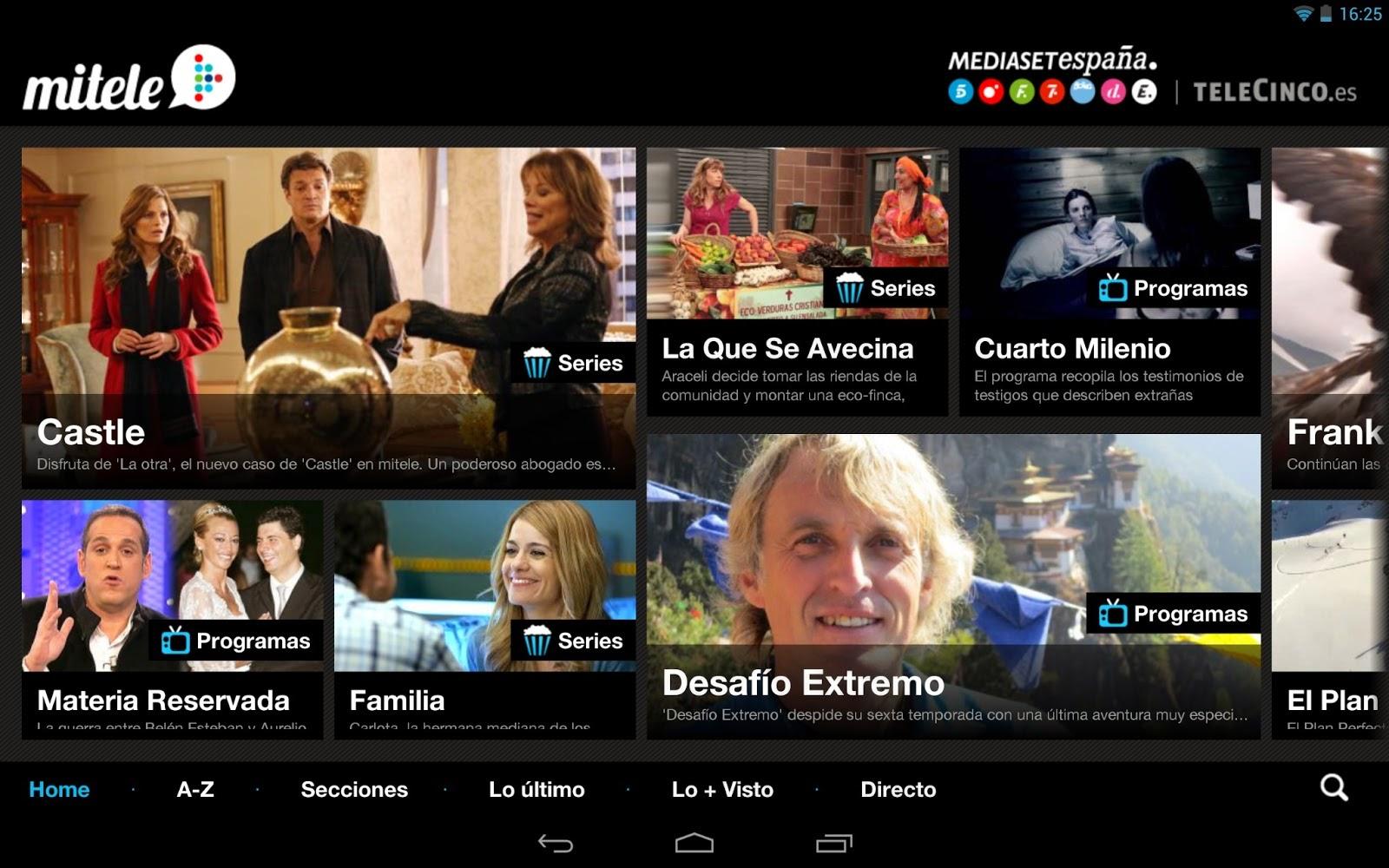 siemprendemos: 3 plataformas online para ver la televisión cuando ...