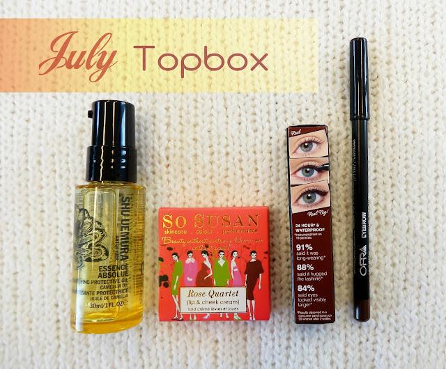 July 2015 Topbox