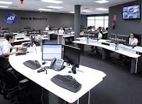 Central de recepción de alarmas