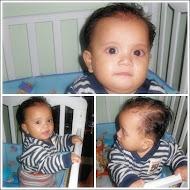 Aleesya 9 month