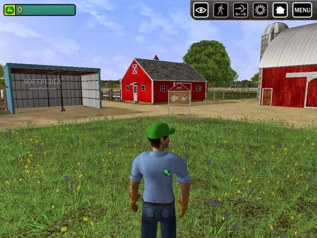 John Deere Drive Green Download Free Full Version