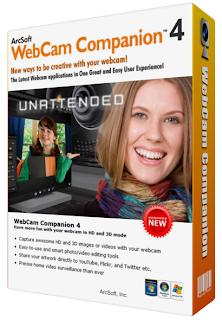 ArcSoft WebCam Companion 4.0.20.365 Multilanguage