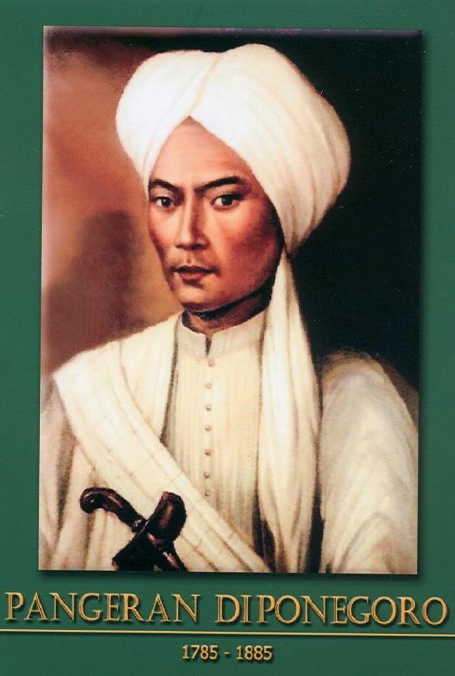 Gambar Pangeran Diponegoro