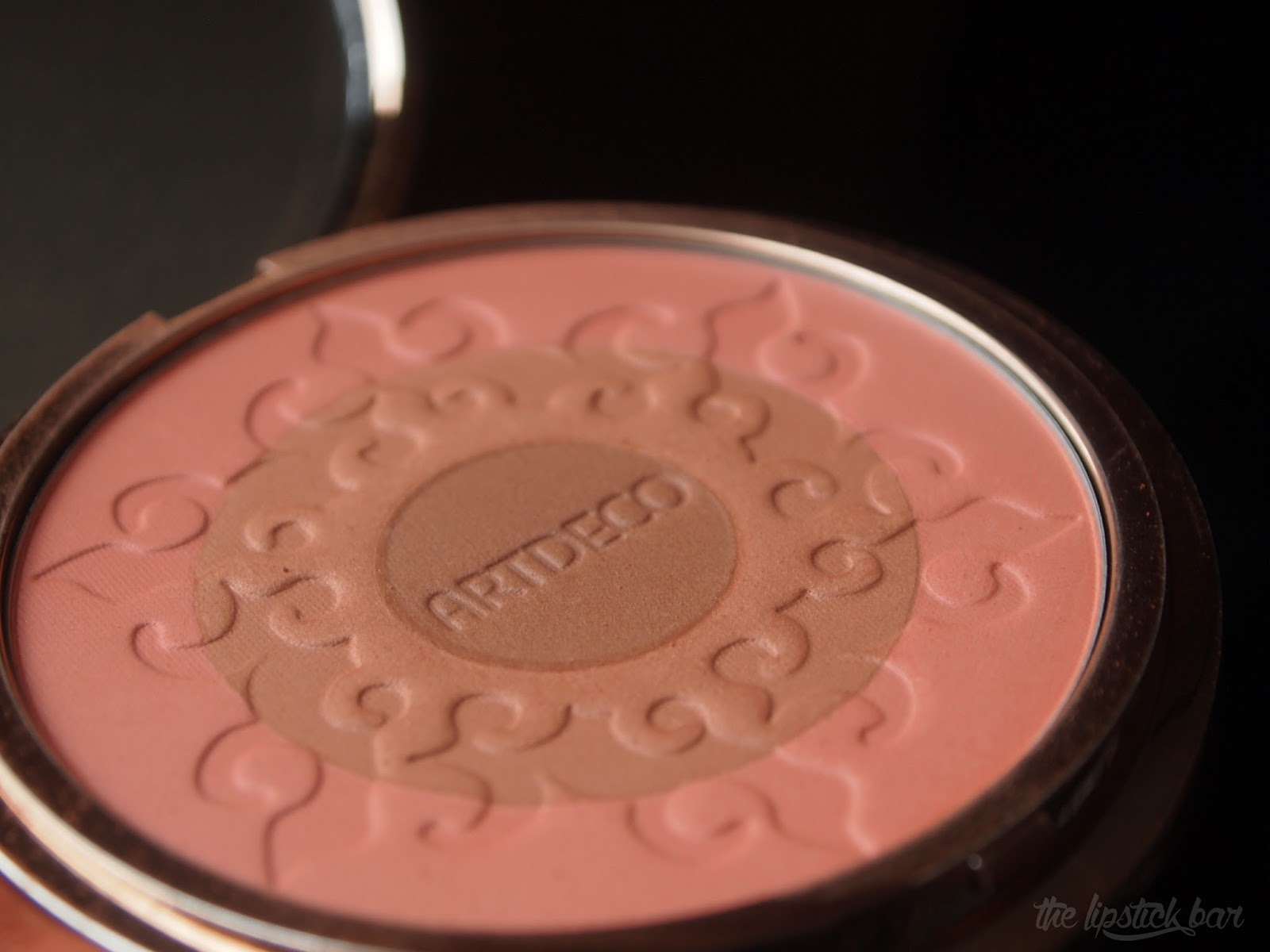 Artdeco Sunshine blush