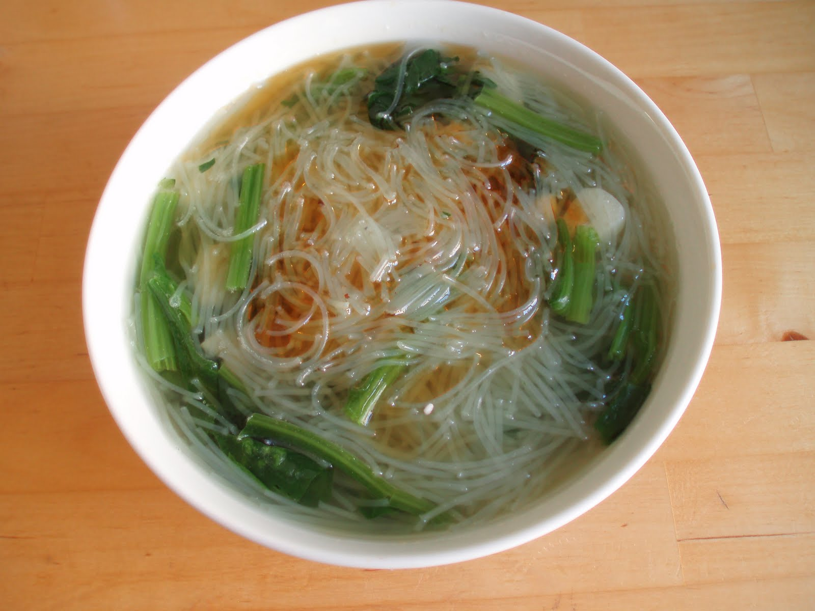 Ounces Of Glass Noodles